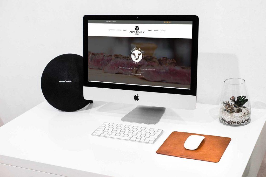 Araguaney Grill Desktop